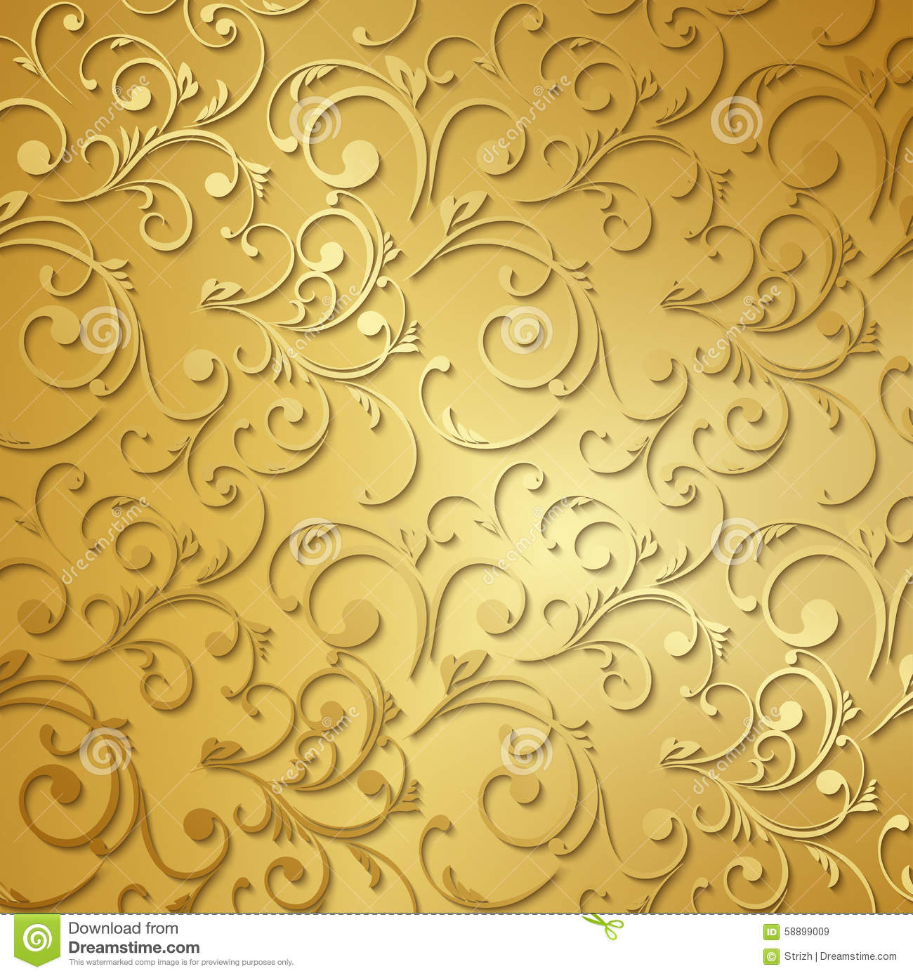 Golden Design Wallpaper : Stock photos and royalty free images from rf
