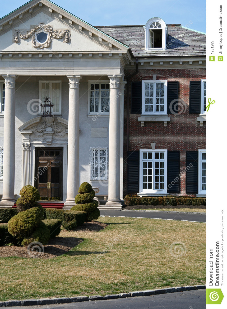Luxury home royalty free stock photo image 1281285 for Free luxury home images