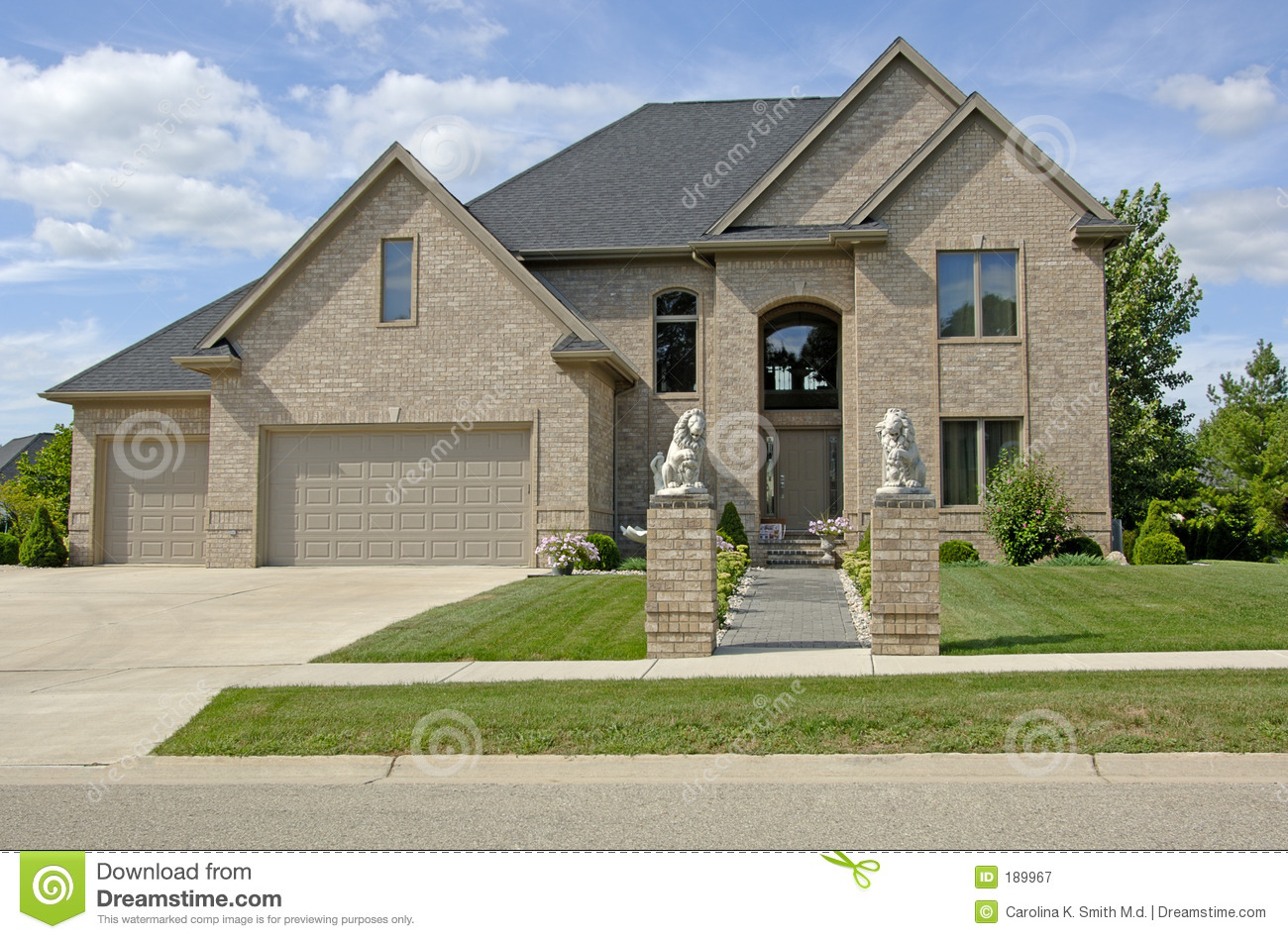 Luxury home 2 royalty free stock photography image 189967 for Free luxury home images