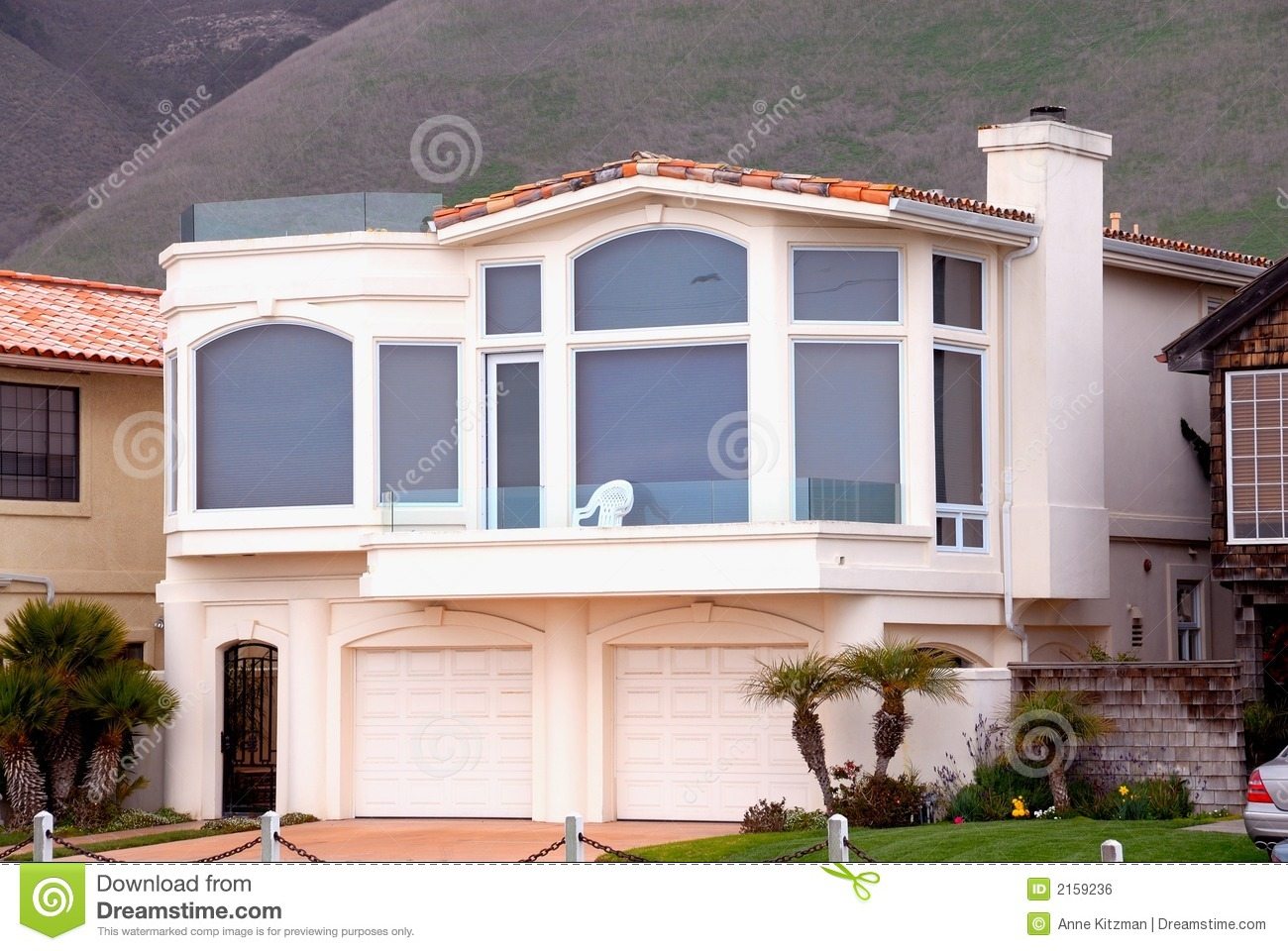 Luxury home royalty free stock image image 2159236 for Free luxury home images