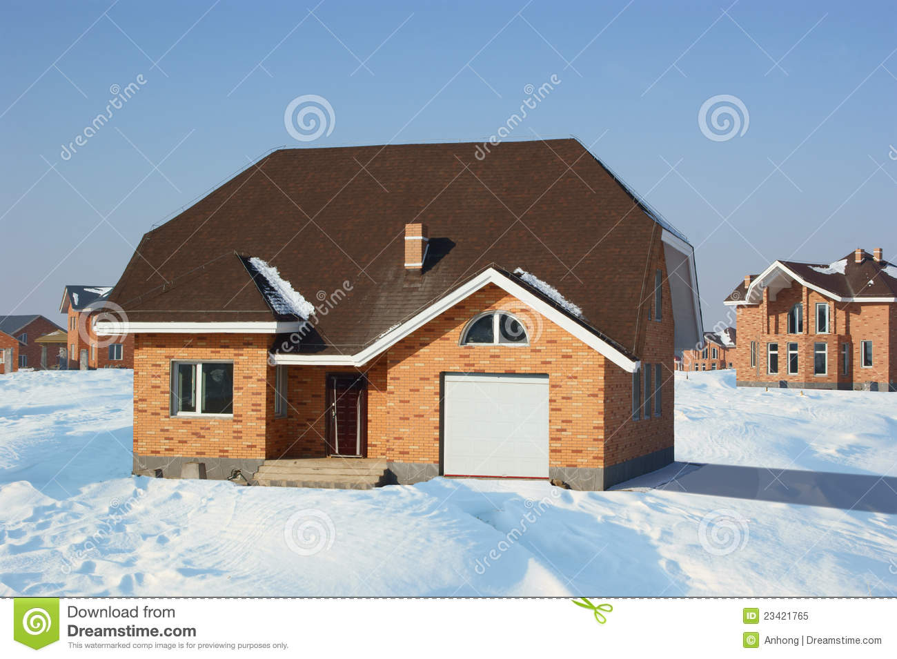 Luxury home royalty free stock photo image 23421765 for Free luxury home images