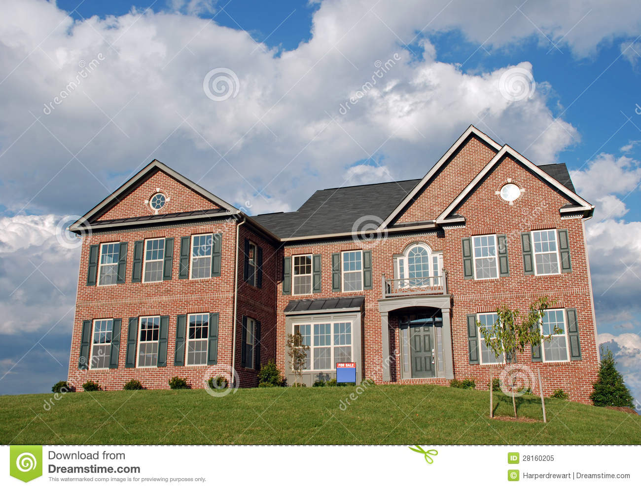 Luxury home royalty free stock photo image 28160205 for Free luxury home images