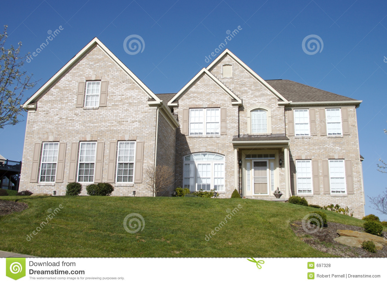 Luxury home royalty free stock photos image 697328 for Free luxury home images