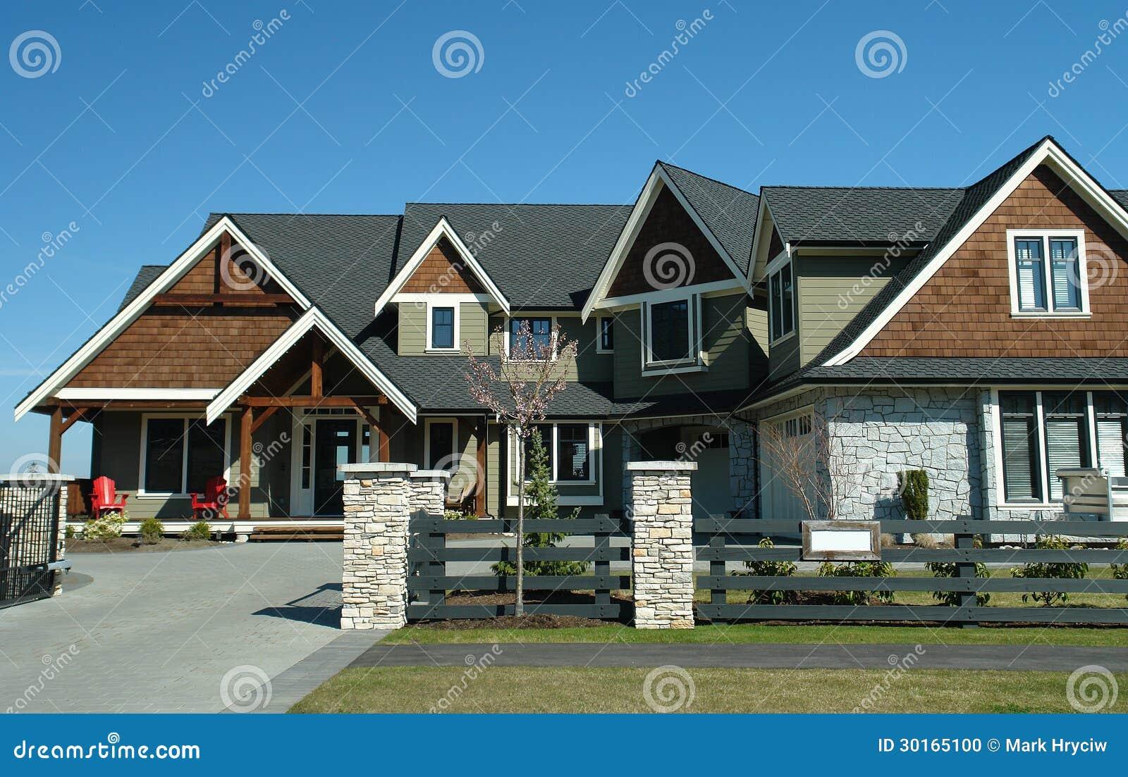 House Stock Photo Image 30165100