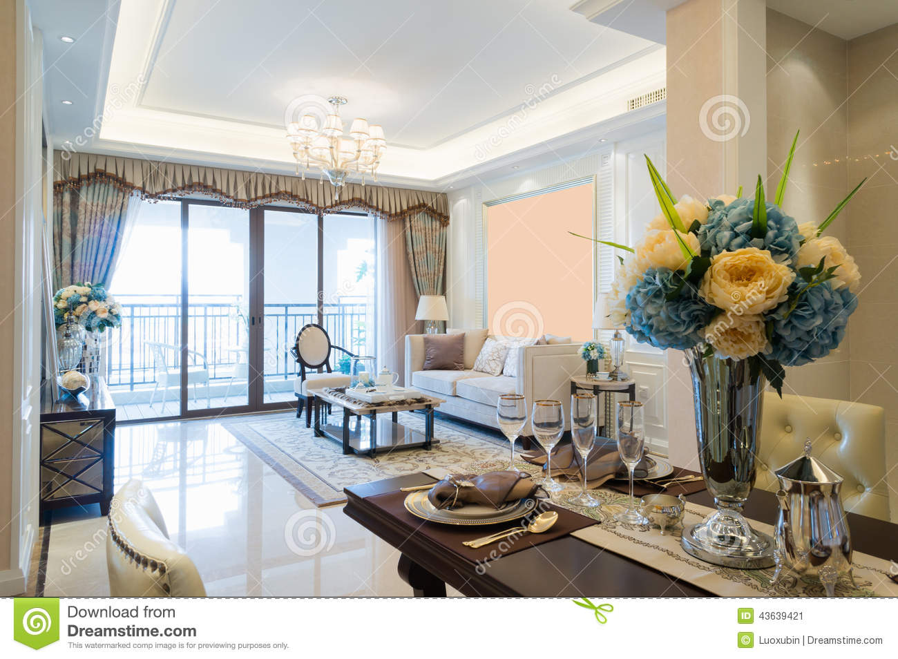Luxury home interior stock photo image 43639421 Nice house interior