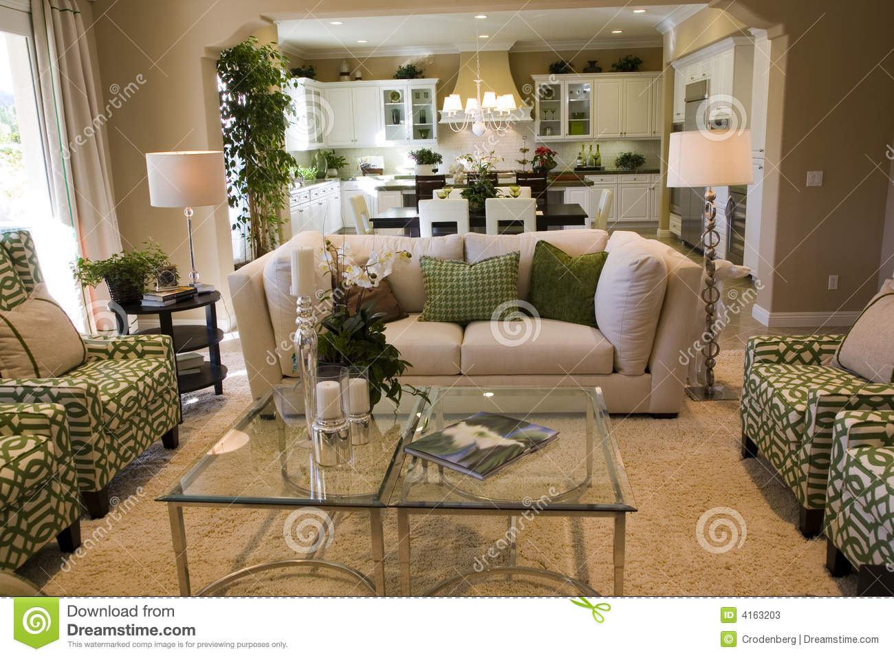 More similar stock images of ` Luxury home living room `