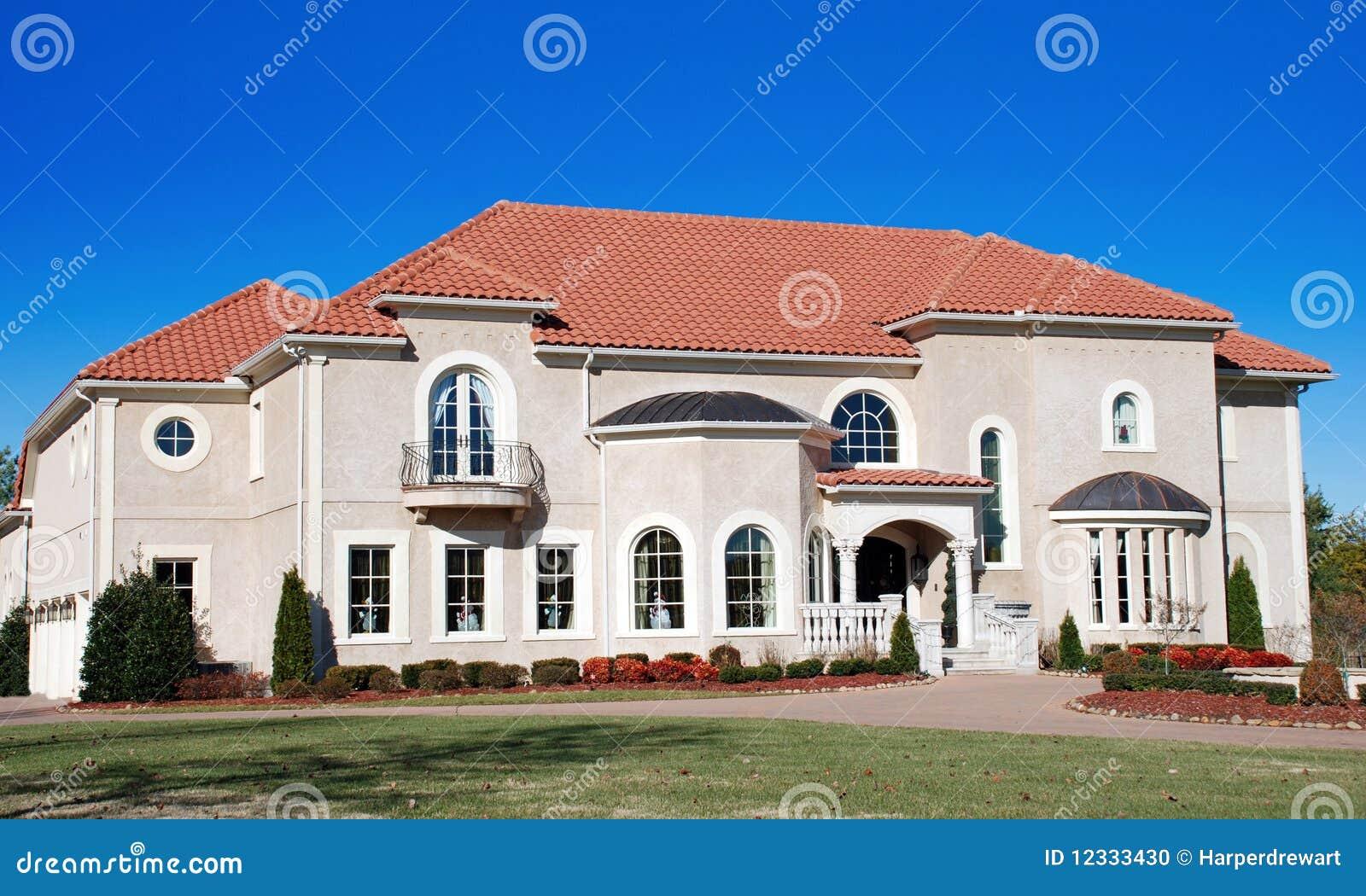 Luxury Home Terra Cotta 26