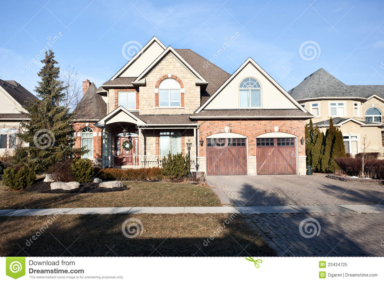 Luxury homes royalty free stock photo image 23434725 for Free luxury home images