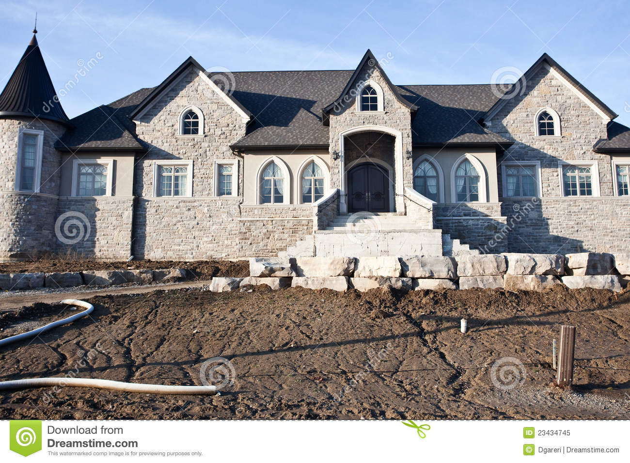 Luxury homes royalty free stock photo image 23434745 for Free luxury home images