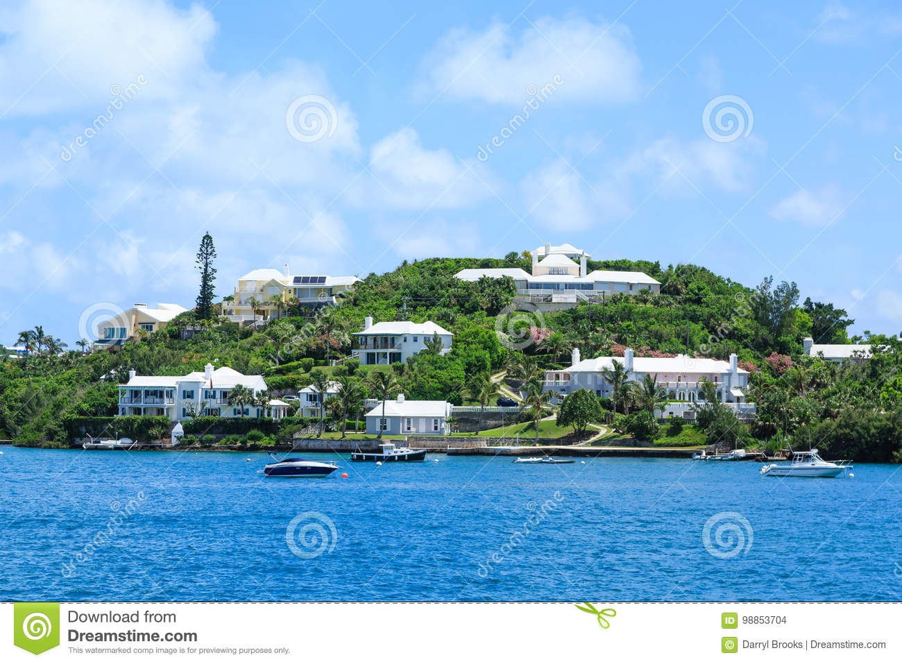 Luxury Homes On Bermuda Island