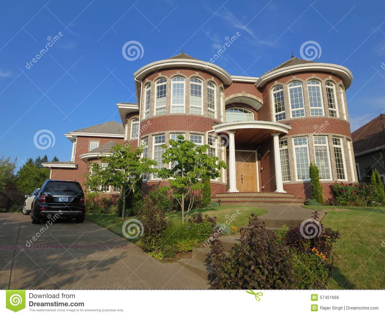 Luxury homes stock photo image 57451666 for Luxury home windows