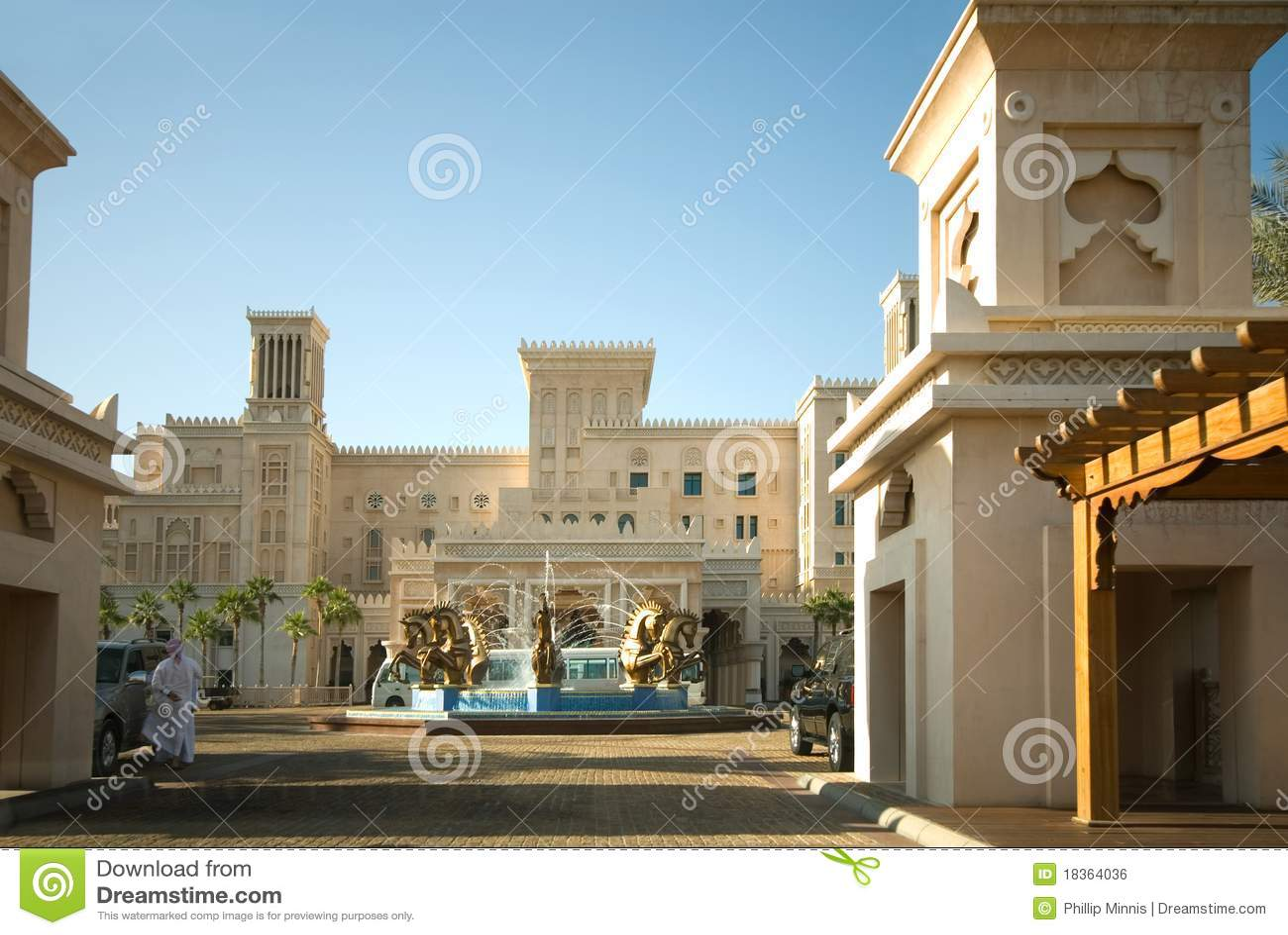 Arab dubai emirates hotel luxury