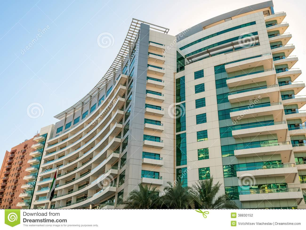 Luxury hotel in dubai editorial photography image 38830152 for Fancy hotels in dubai