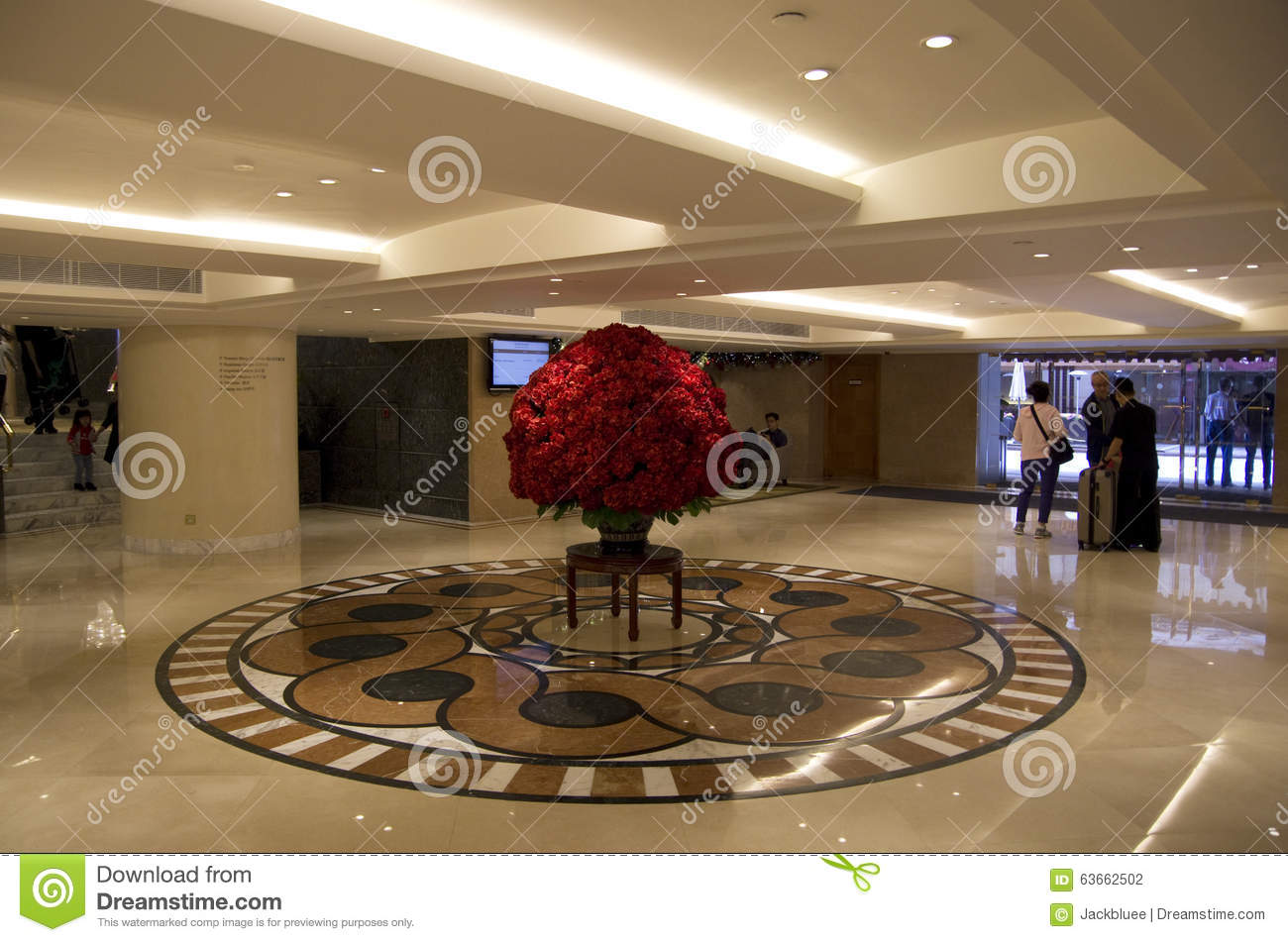 Luxury hotel lobby interior editorial photography image for Luxury hotels in nice