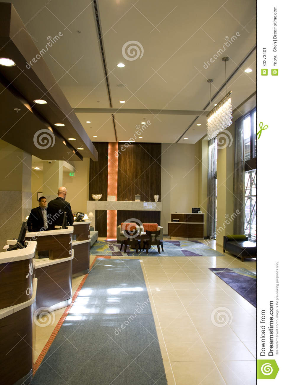 Luxury hotel lobby editorial photo image 33273401 for Creative renovations