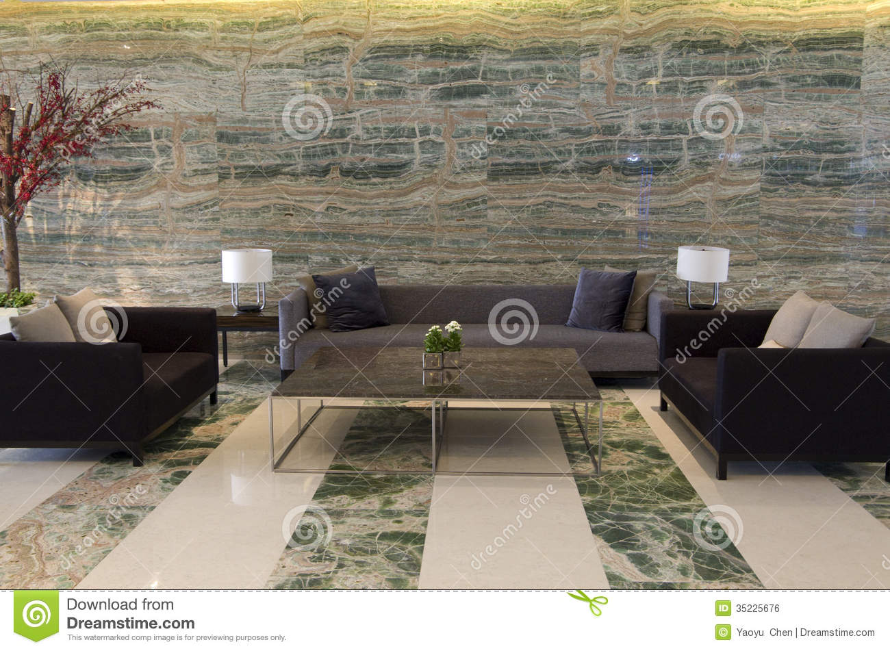 Luxury hotel lobby stock photo image of elegant luxury for Nice hotel design