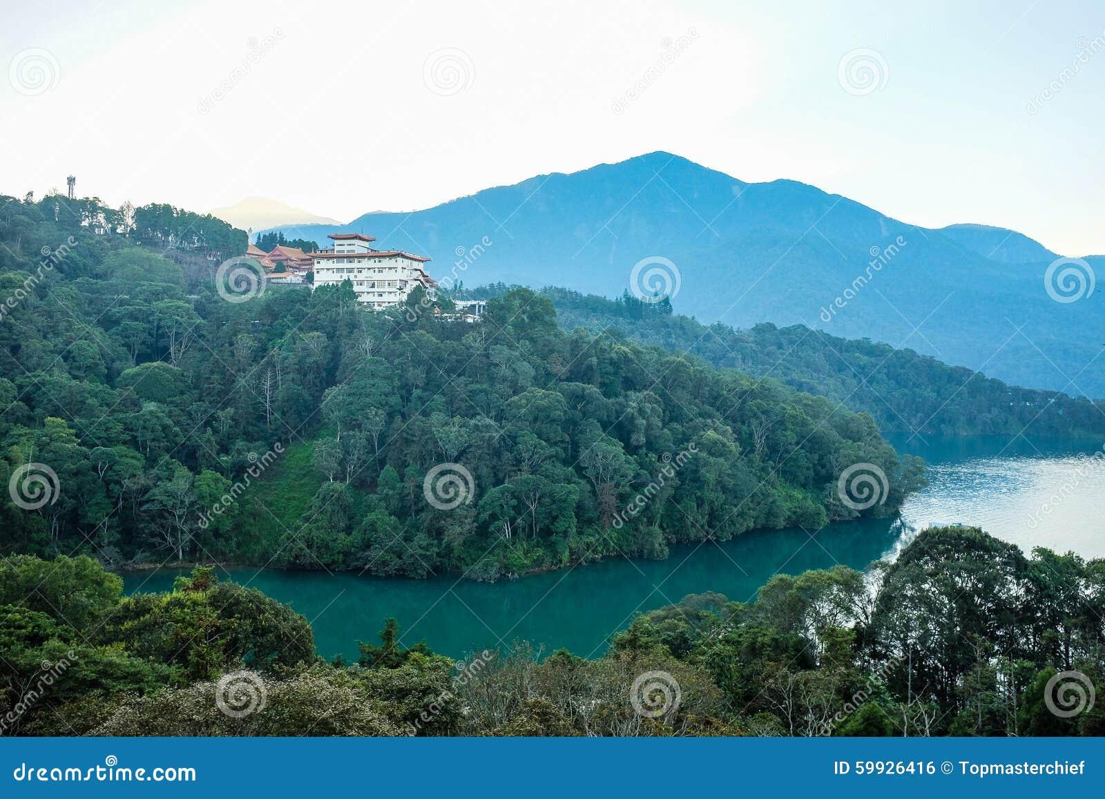 Spa home sun moon lake luxury lakeside hotel yuchi township