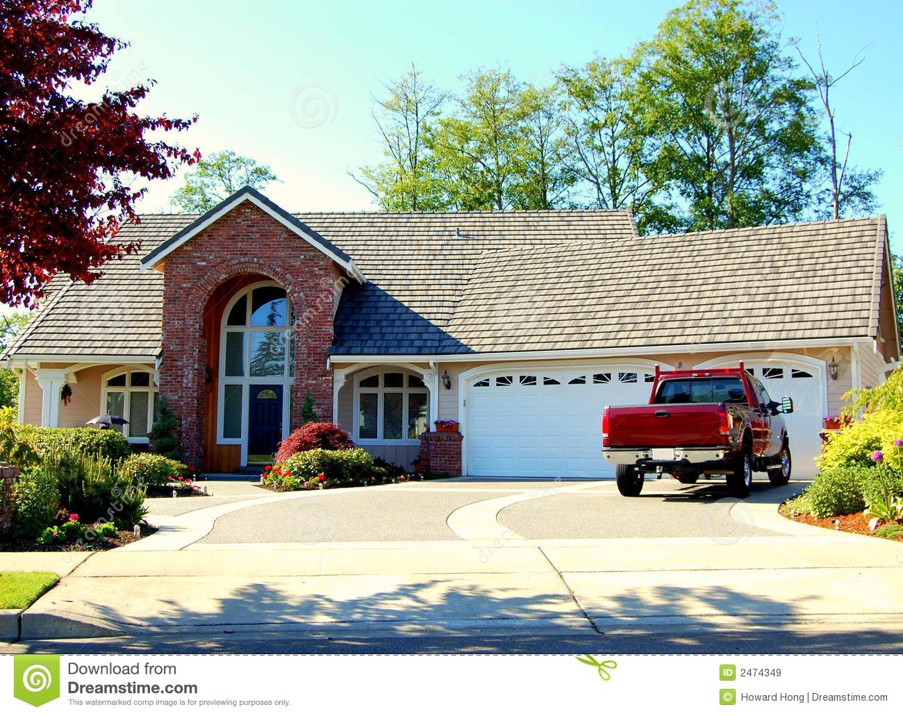 Luxury house royalty free stock images image 2474349 for Free luxury home images