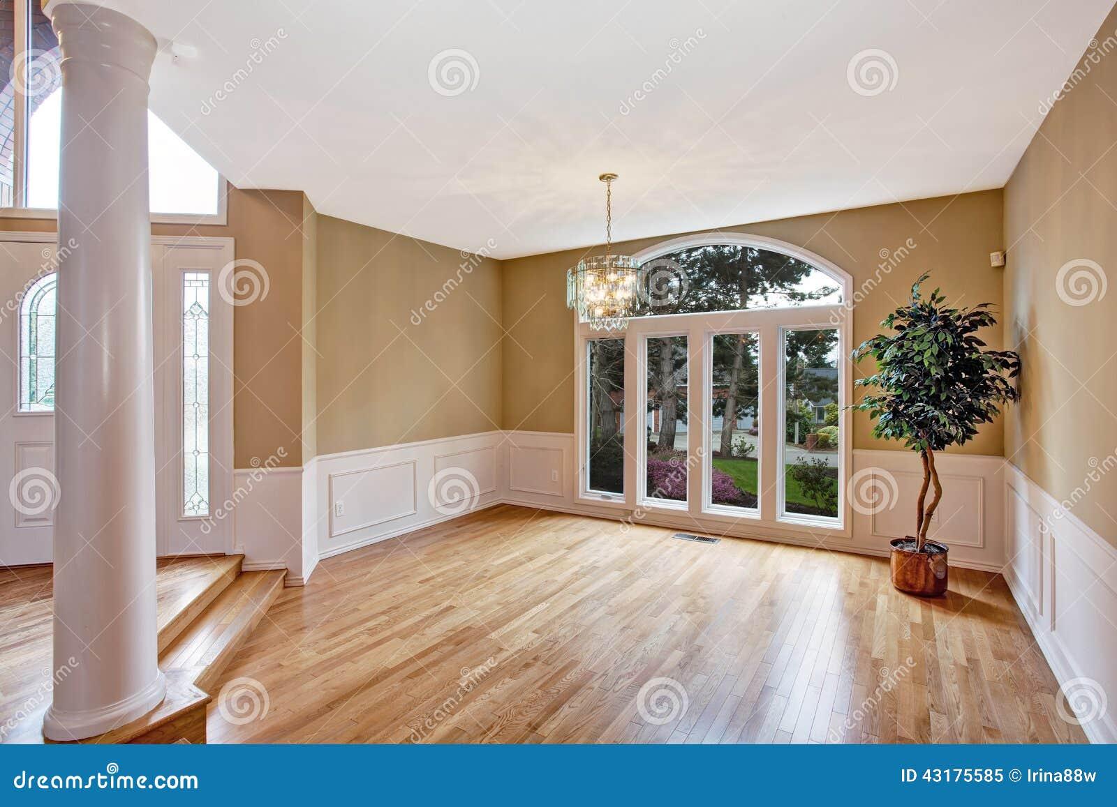 Luxury House Interior Empty Entrance Hallway Stock Image Of Luxury Building 43175585