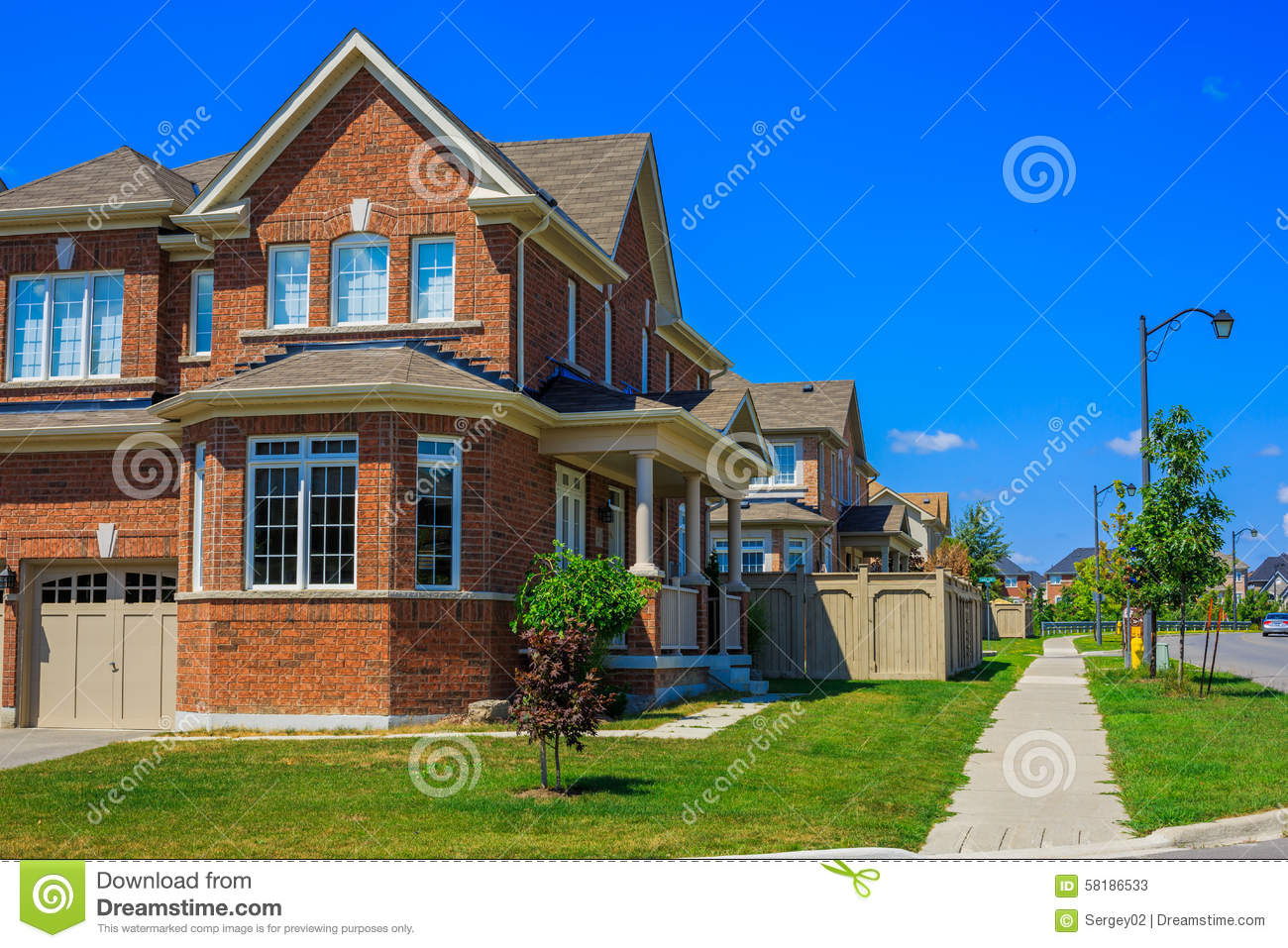 Swell Luxury Houses In North America Stock Photo Image 58139845 Largest Home Design Picture Inspirations Pitcheantrous