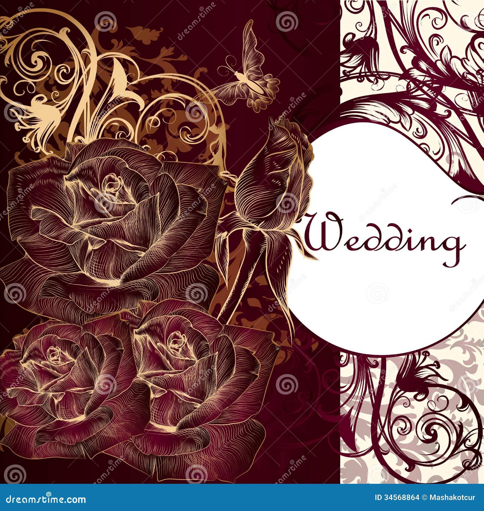 Modern Wedding Formal Invitation Crest - Invitations and ...