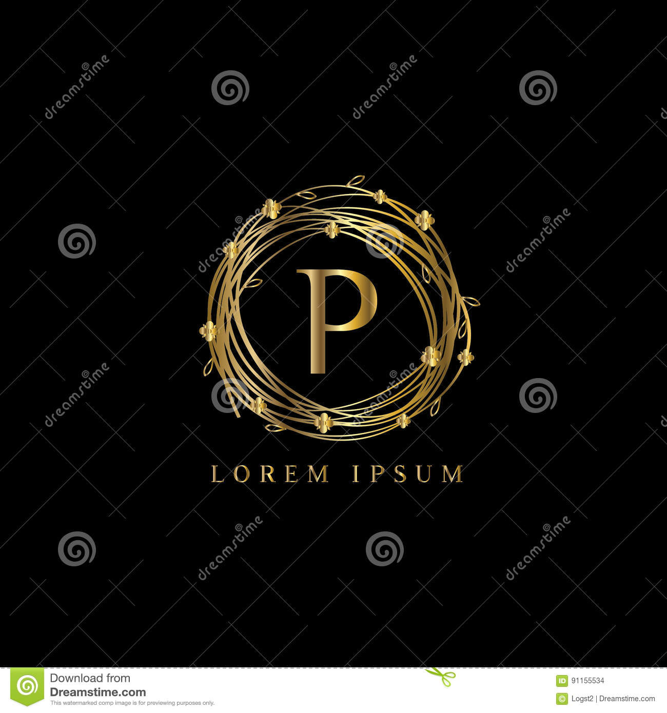 To acquire Stylish p letter logo picture trends