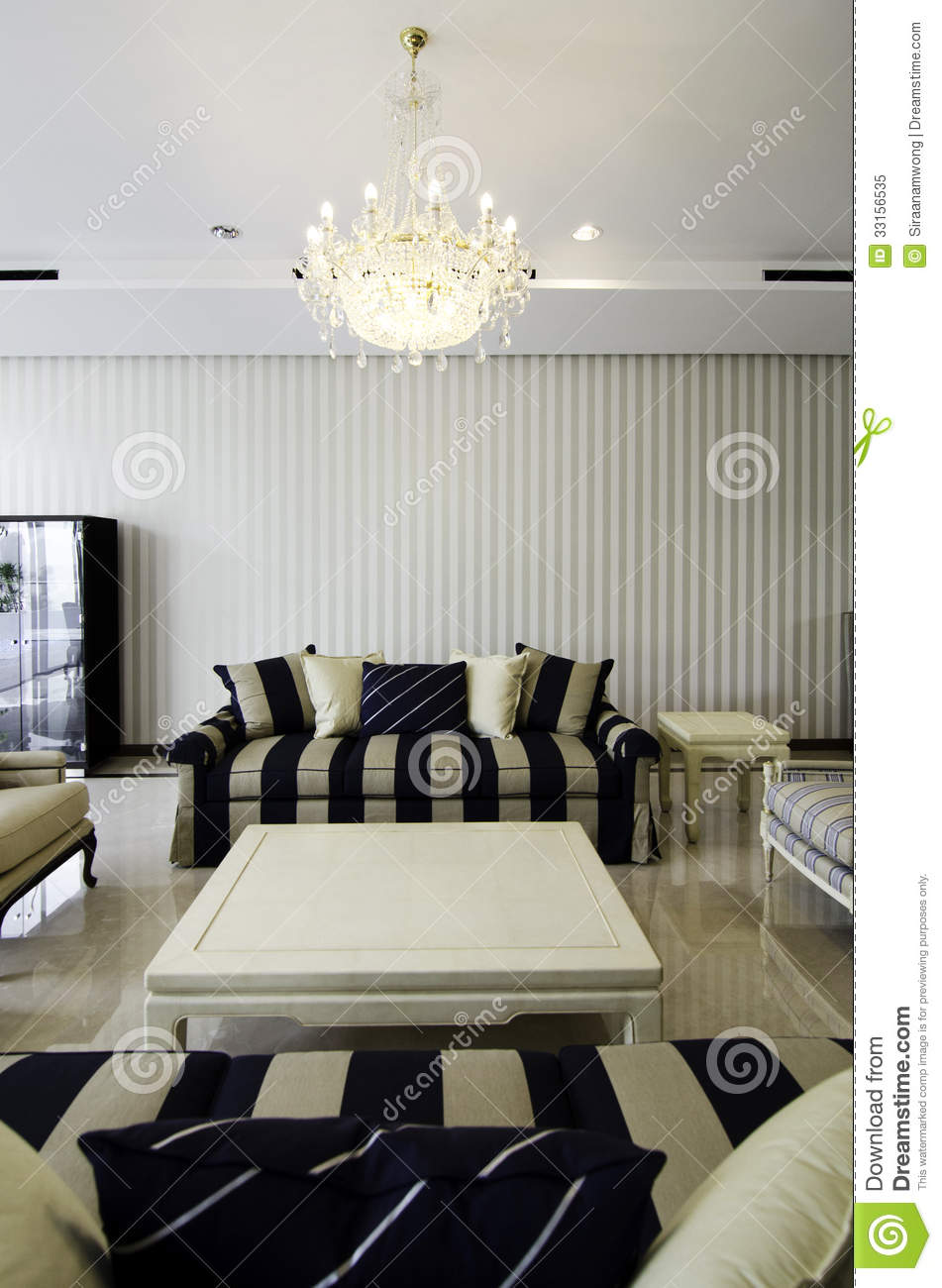 Luxury Living Room Royalty Free Stock Photo Image 33156535