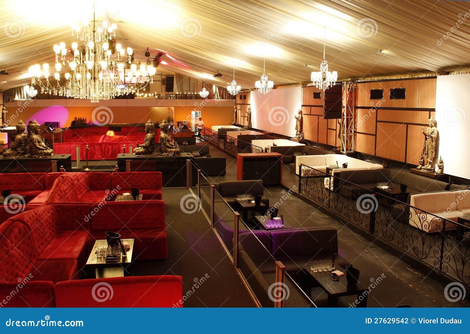 Luxury Lounge Bar Stock Photography Image 27629542