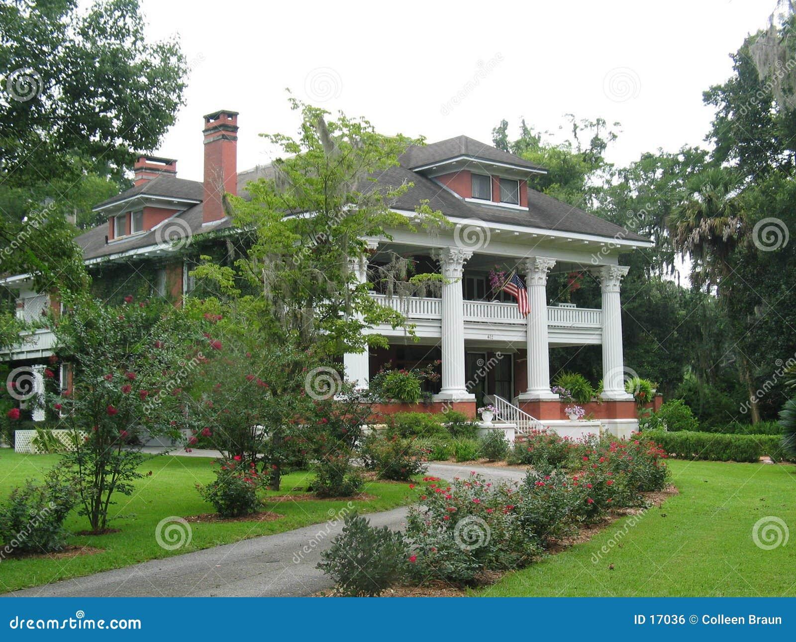 Luxury mansion
