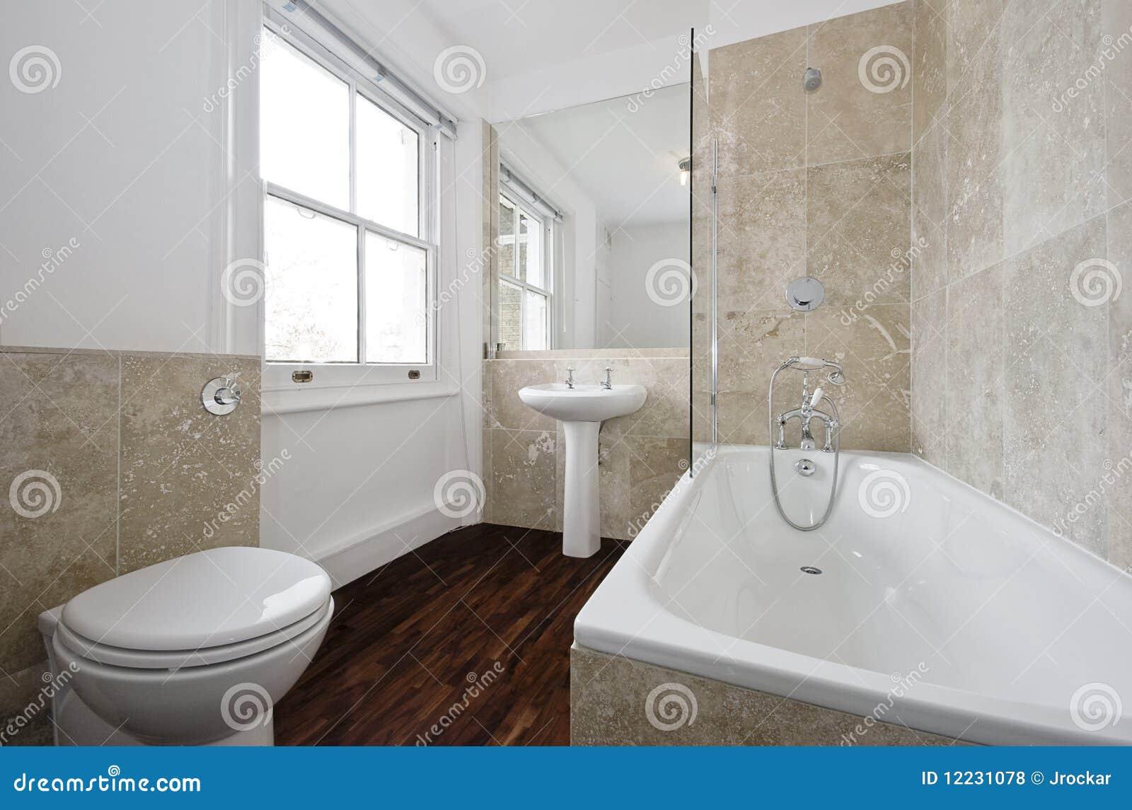 Luxury Marble Bathroom Stock Photo Image Of Posh Pool