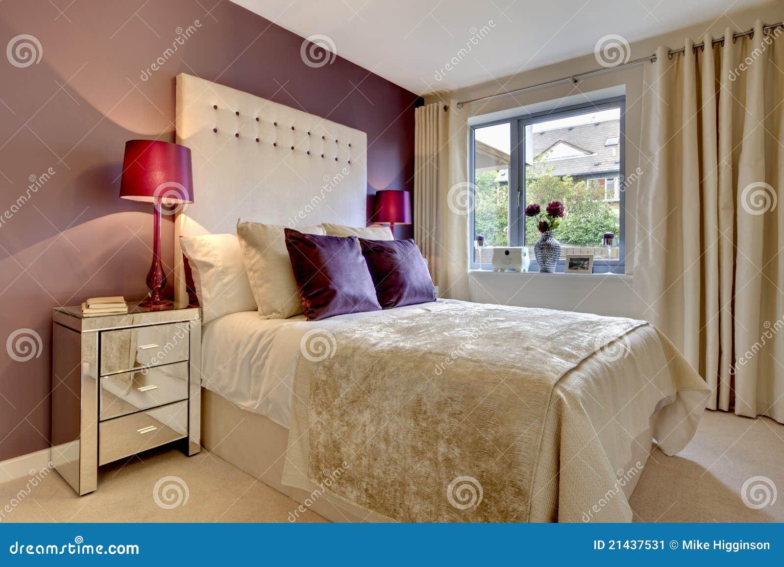 Luxury Modern Bedrooms Luxury Modern Bedroom Stock Image Image 21437531
