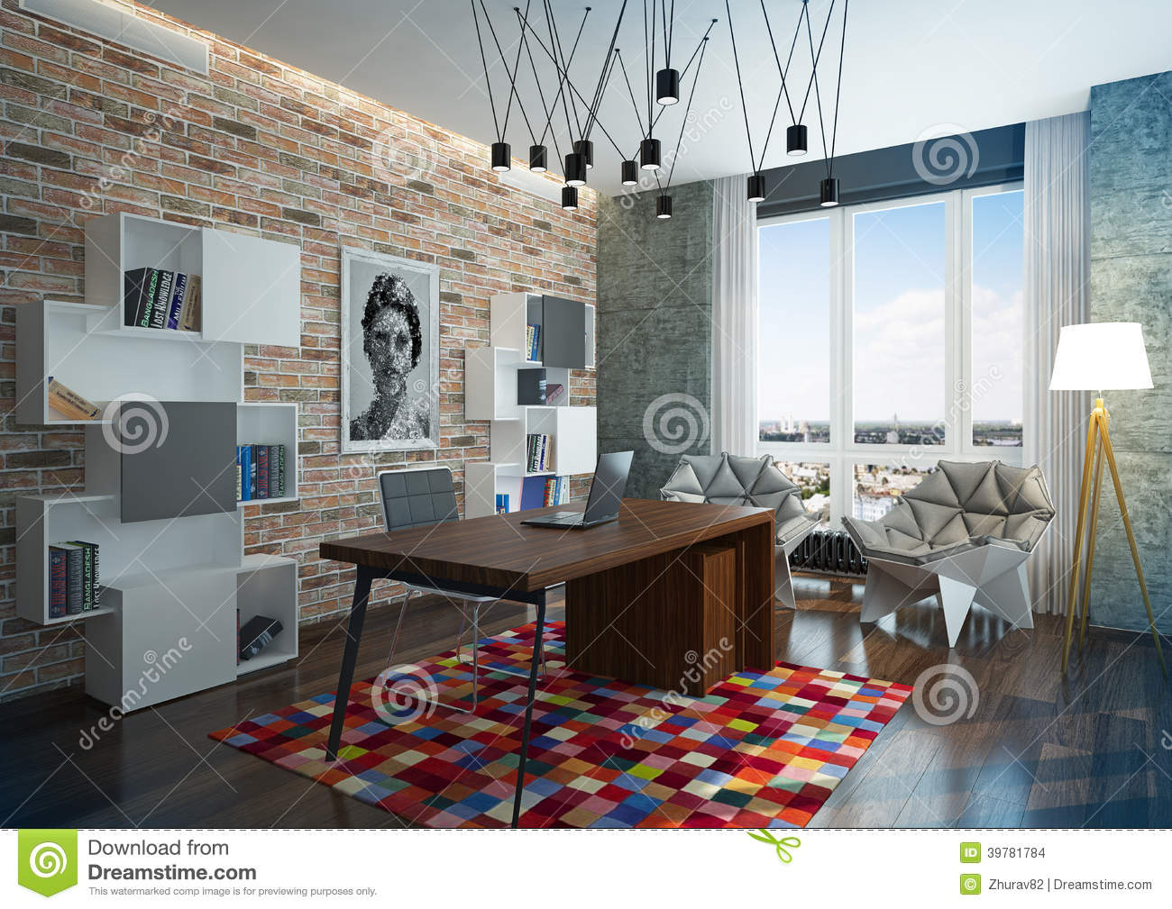 home office images modern. Modern Home Office Luxury. Luxury I Images