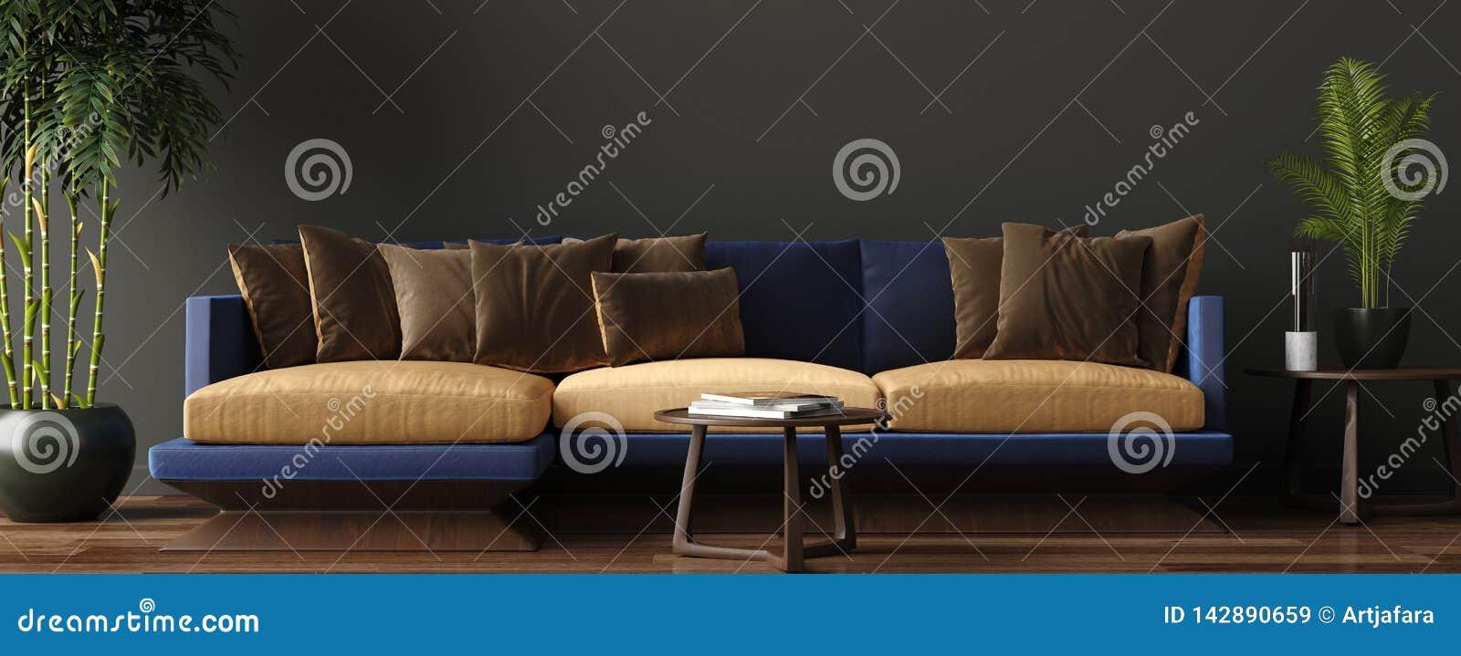 Super Luxury Modern Living Room Interior Dark Green Brown Wall Creativecarmelina Interior Chair Design Creativecarmelinacom