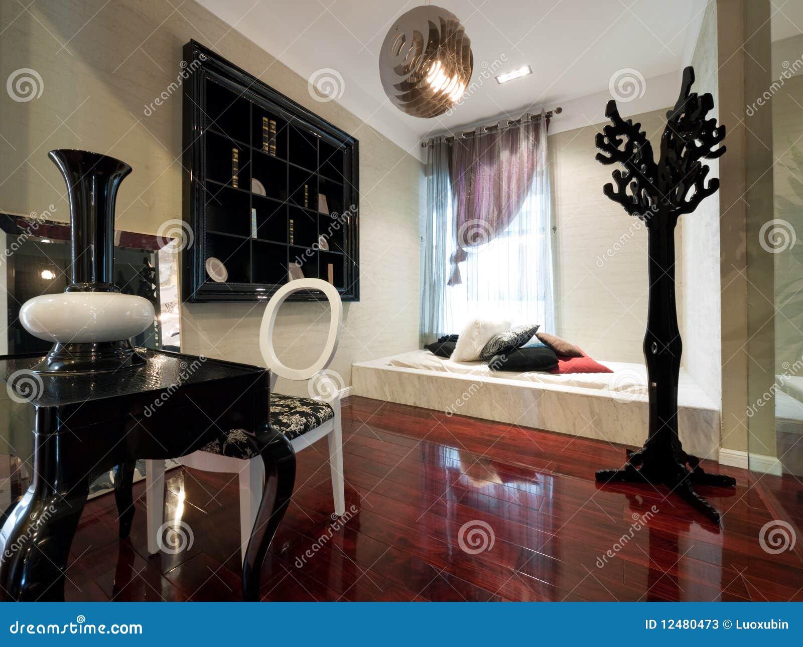 Luxury Modern Study Room Stock Photos Image 12480473
