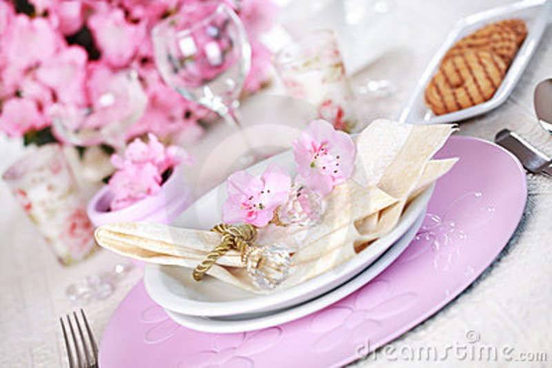 Luxury place setting royalty free stock images image for Place setting images