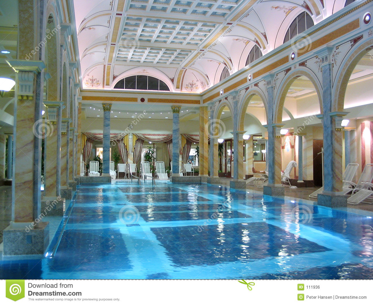 Luxury pool stock photo image of holiday sussess hotel - Luxury swimming pools ...