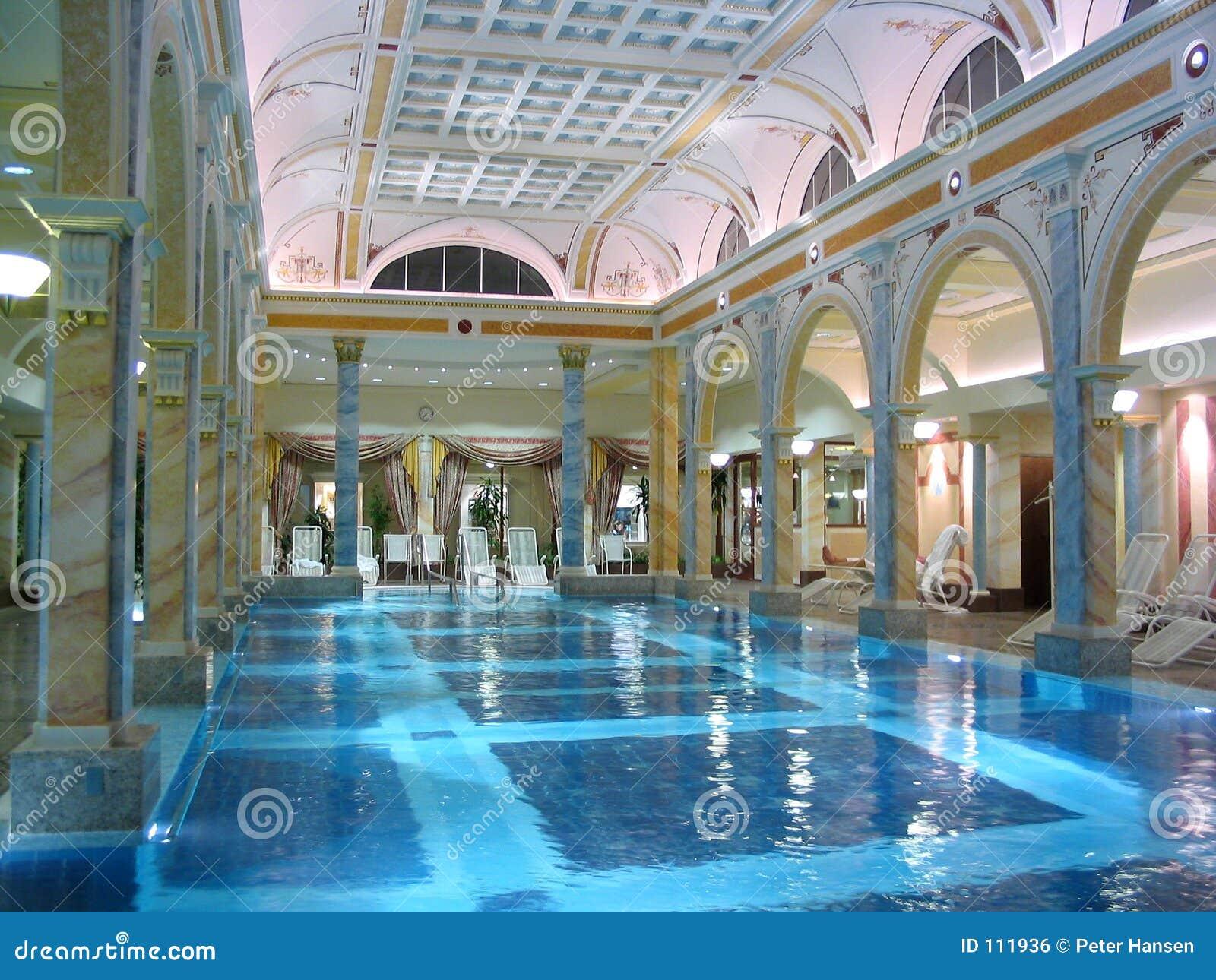 Luxury Pool Royalty Free Stock Image Image 111936
