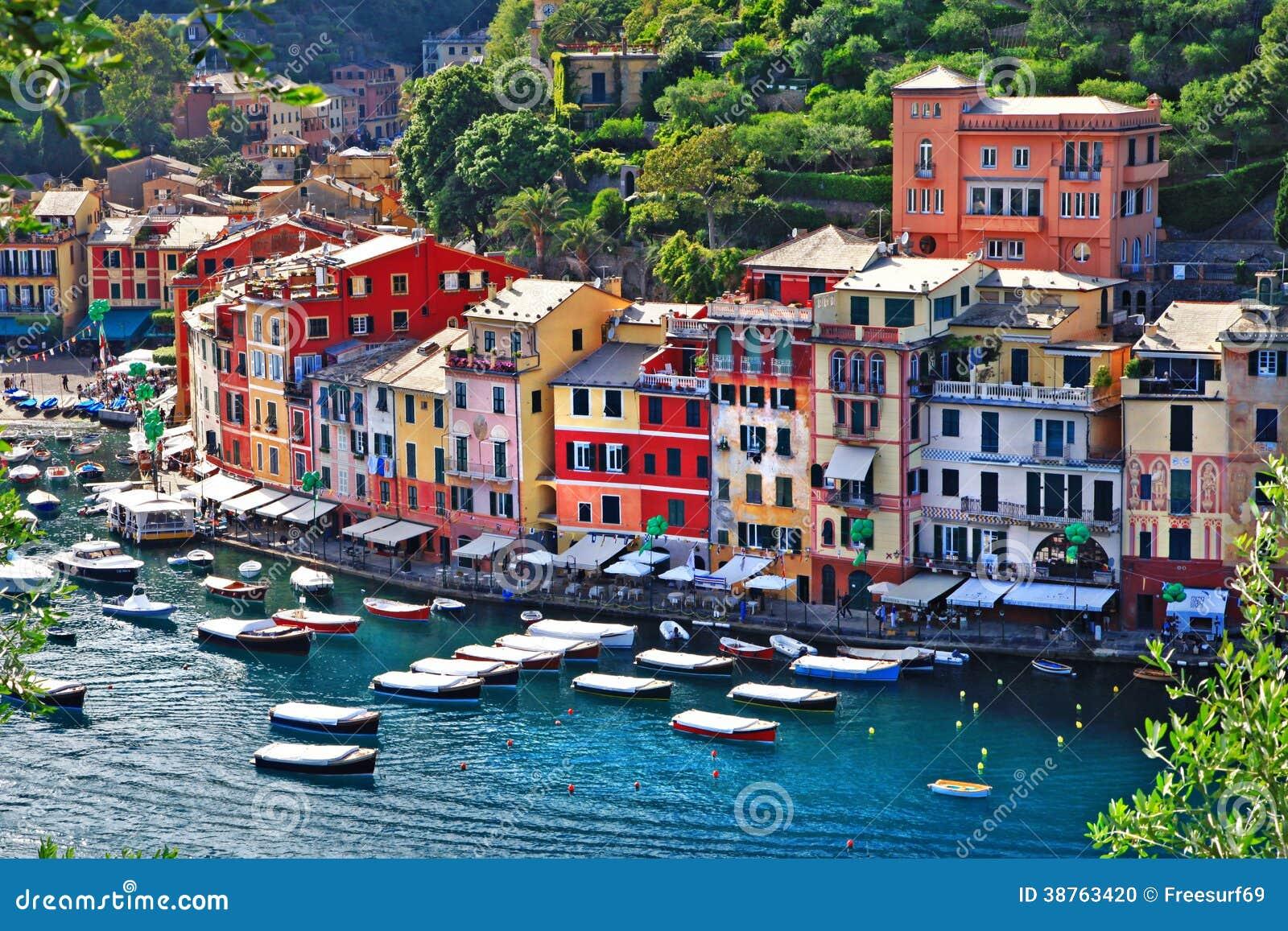 Luxury Portofino, Liguria