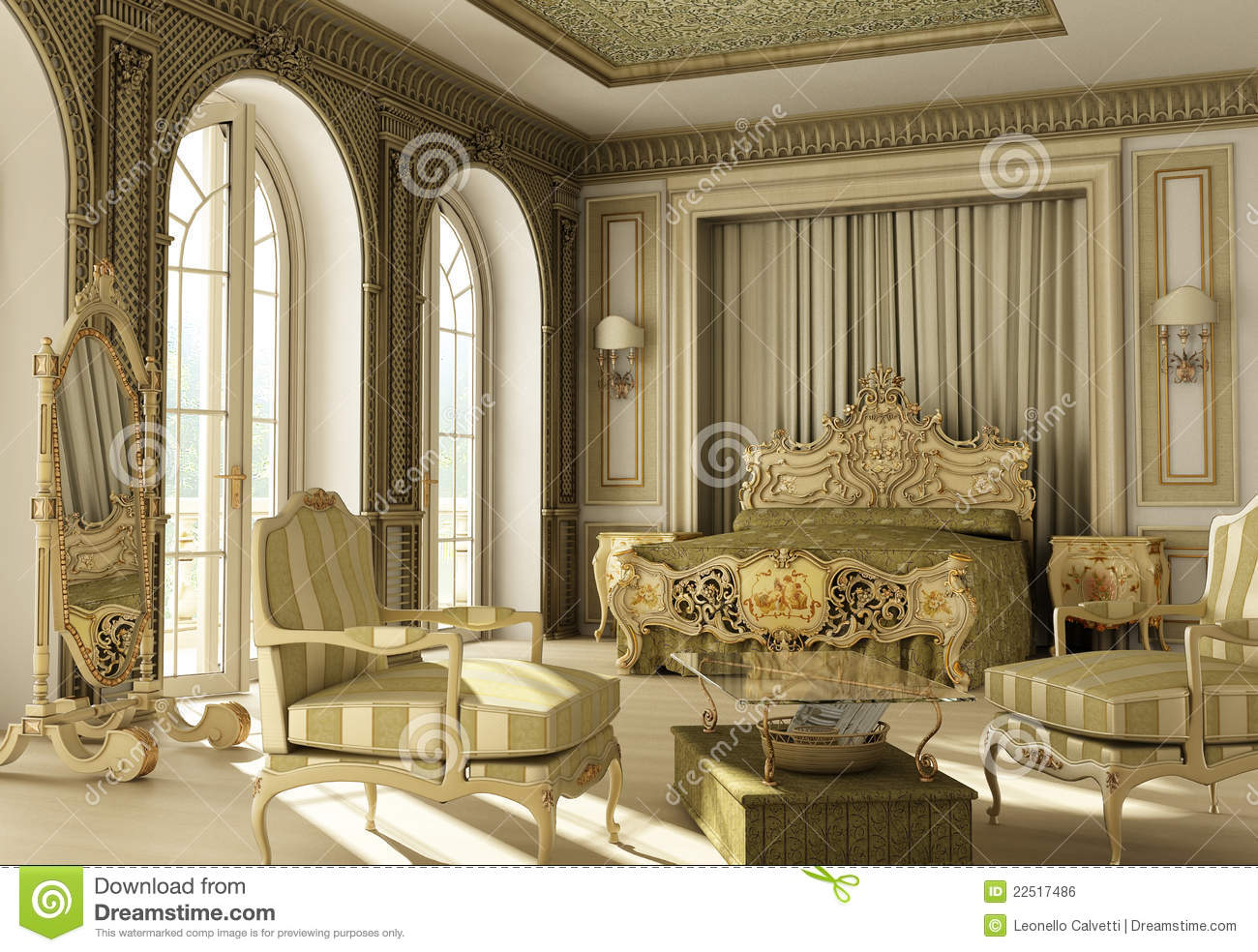 Classic style bedroom design 1020 classic style bedroom design ...