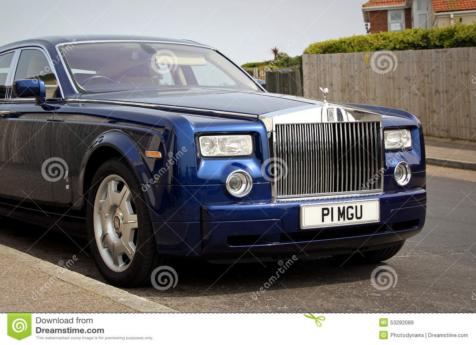Luxury Rolls Royce Editorial Stock Image Image Of Luxury 53282089