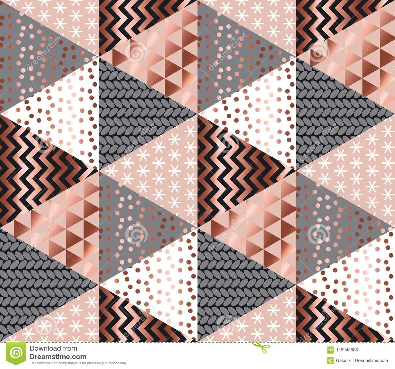 luxury rose gold xmas geometric seamless pattern for background wrapping paper fabric backdrop elegant christmas abstract patterns design element - Elegant Christmas Wrapping Paper