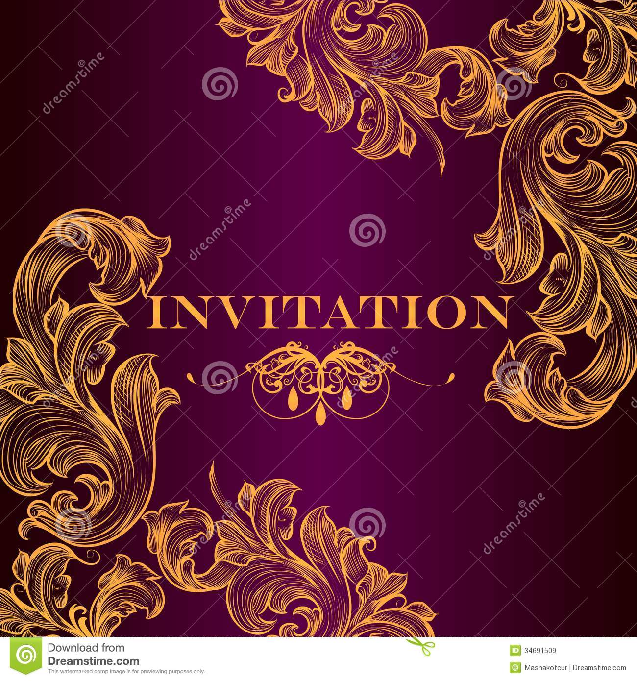 Wedding Scroll Invitations is awesome invitation ideas
