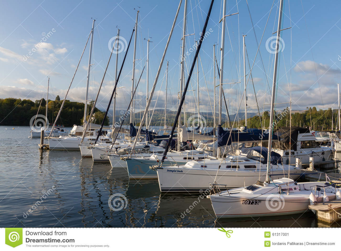 Bowness-On-Windermere United Kingdom  city pictures gallery : Bowness on Windermere, United Kingdom September 7, 2015: This is an ...