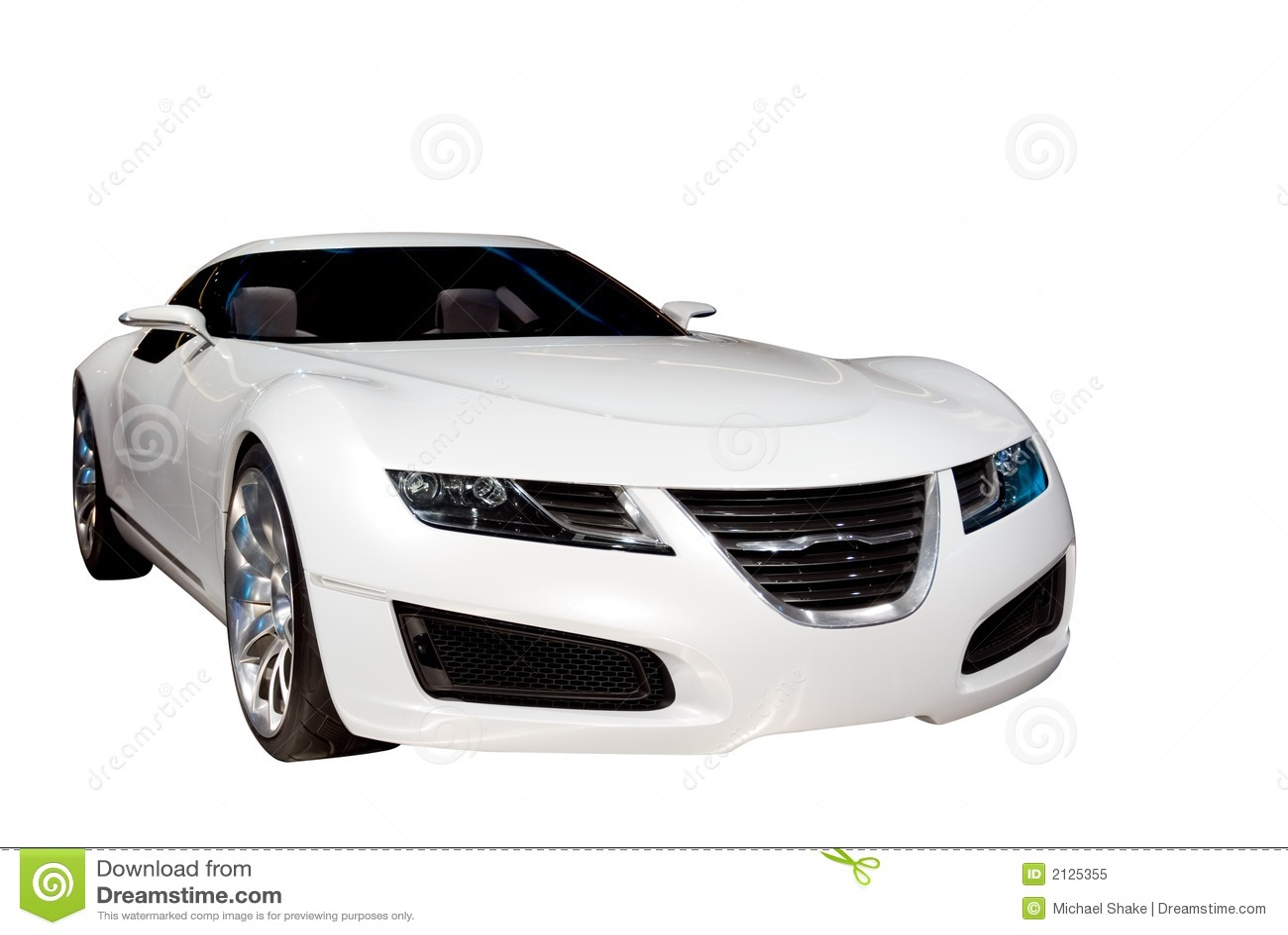 Luxury Sports Car Stock Image Image Of Modern Automobile