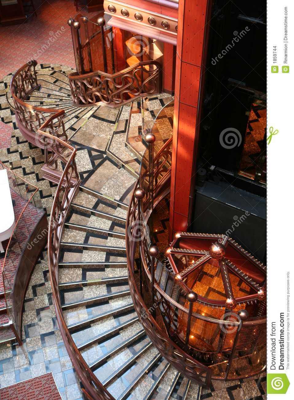Luxury Staircase Stock Photo Image Of Steps Step