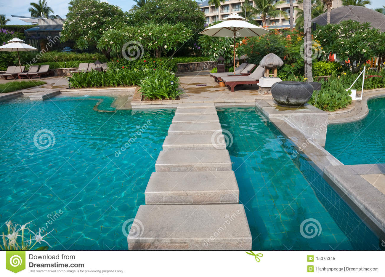 Luxury swimming pool stock image image of hotel green Swimming pools extended version lyrics