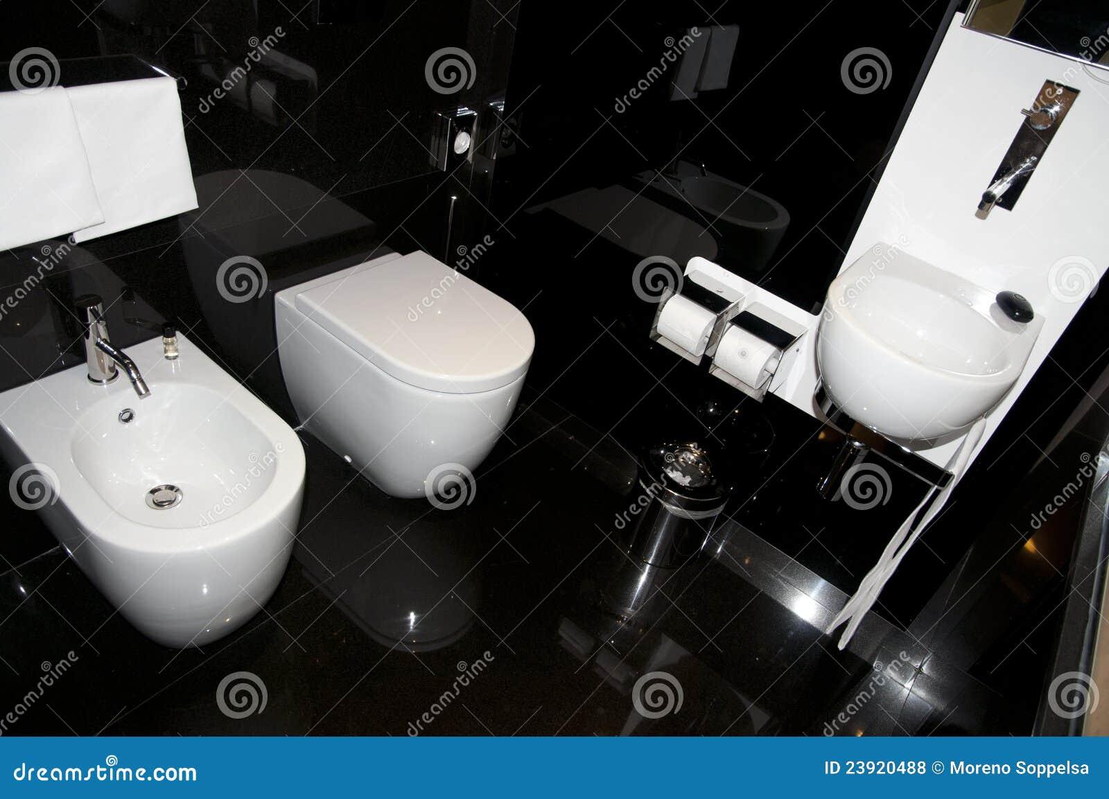Luxury Toilet In Hotel Royalty Free Stock Photos Image