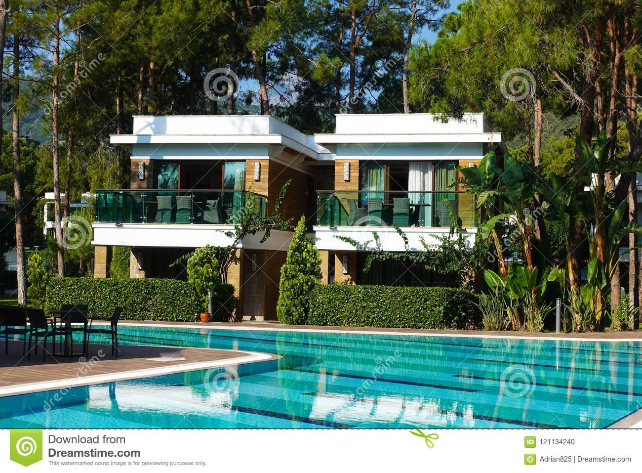 Garden With Swimming Pool luxury vacation house with private garden and swimming pool