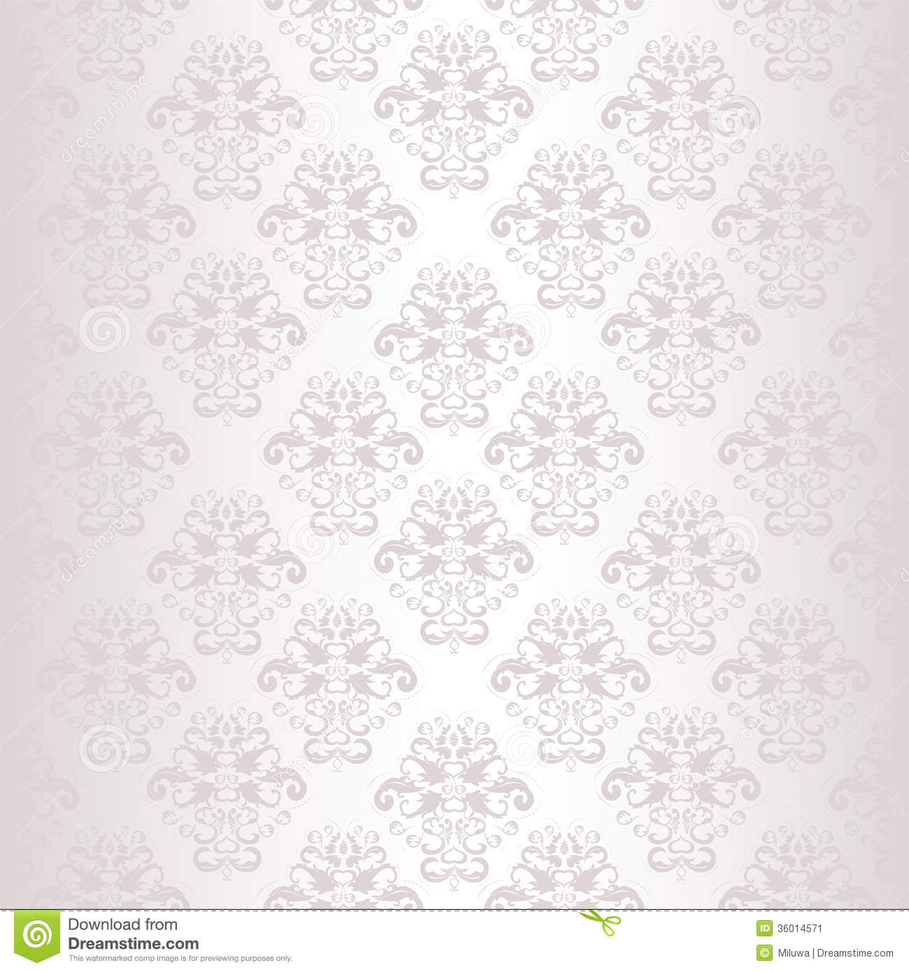 Luxury Wallpaper Stock Vector Illustration Of Gray