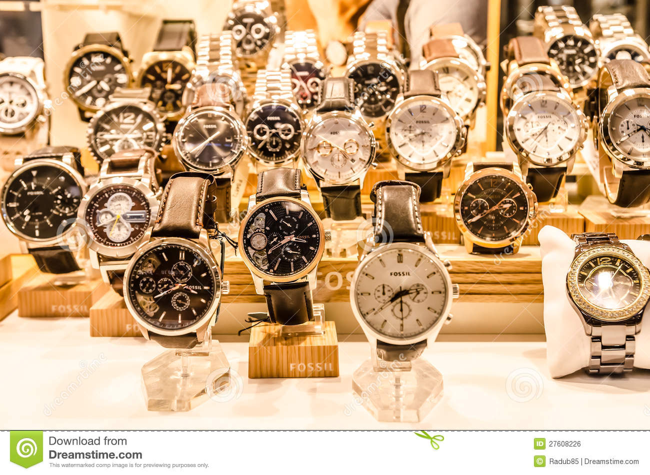 Luxury Watches Editorial Photo Image 27608226